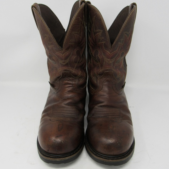 b90eadcae9b Justin Boots hybrid comp toe work boot size 11EE